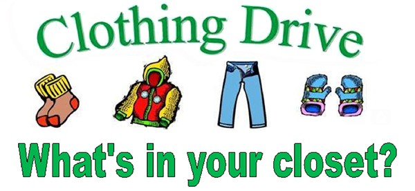 Clothing-drive-banner